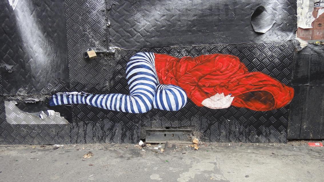 Cake Street Artist : urban cake lady melb 2011 LAND OF SUNSHINE