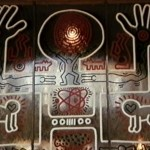KEITH HARING VIDEO STILL 8