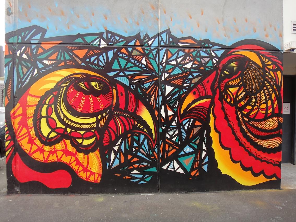 Graffiti art animals - Graffiti Art Animals 30