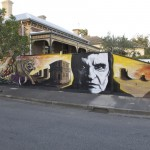 deansunshine_landofsunshine_melbourne_streetart_graffiti_windsor fence Heesco RAD Hancock 1