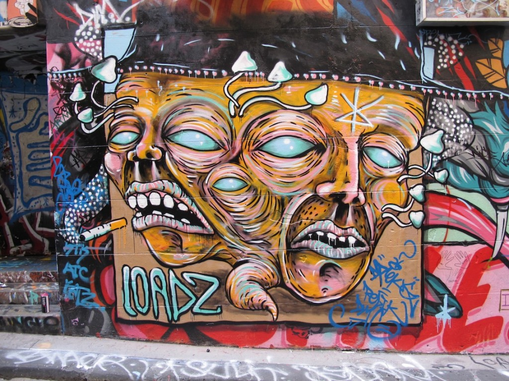 deansunshine_landofsunshine_melbourne_streetart_graffiti_fresh art in hosier oct 5