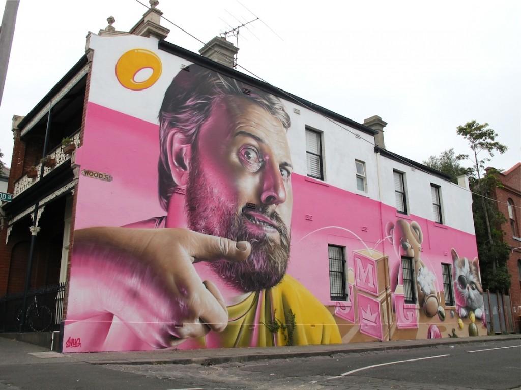 deansunshine_landofsunshine_melbourne_streetart_graffiti_Smug fitzroy 9