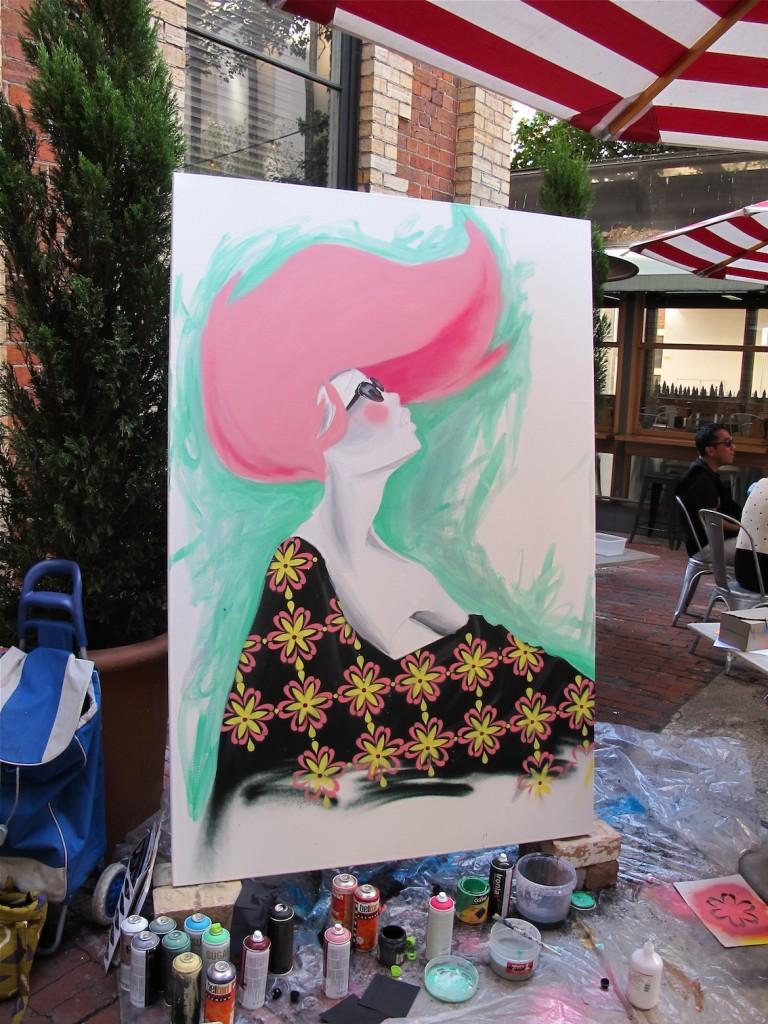 deansunshine_landofsunshine_melbourne_streetart_graffiti_LUCYLUCY live paint 4