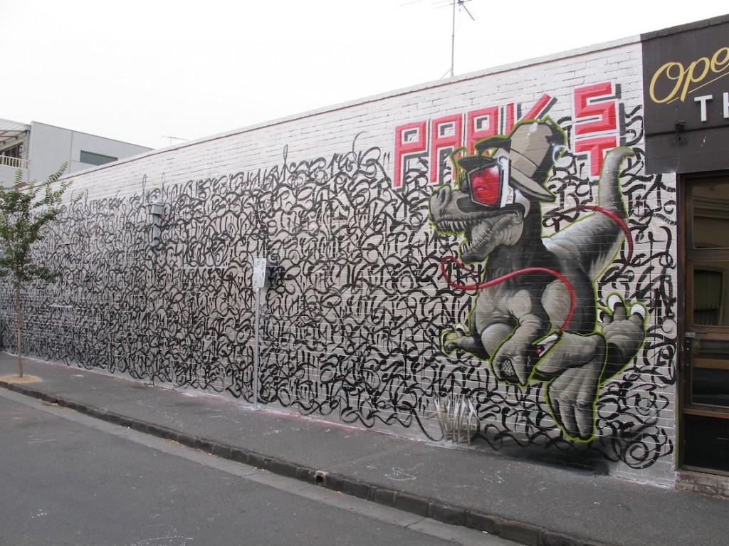 deansunshine_landofsunshine_melbourne_streetart_graffiti_VIC HOTEL Park st 1