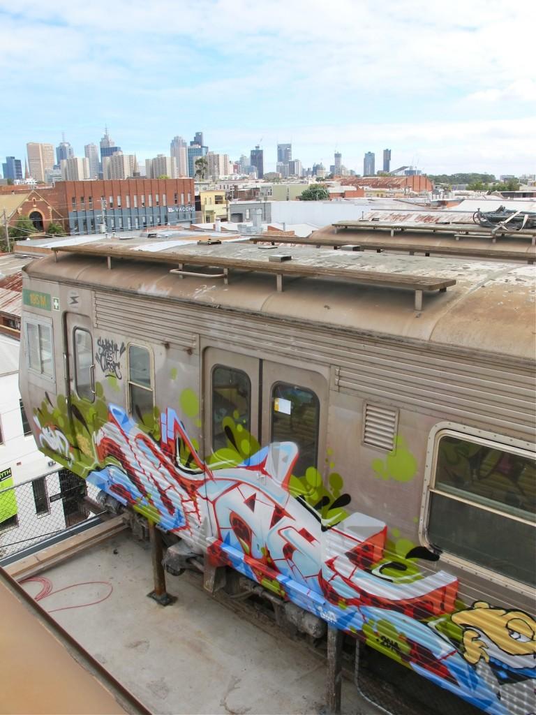 deansunshine_landofsunshine_melbourne_streetart_graffiti_craned trains bombed again 12