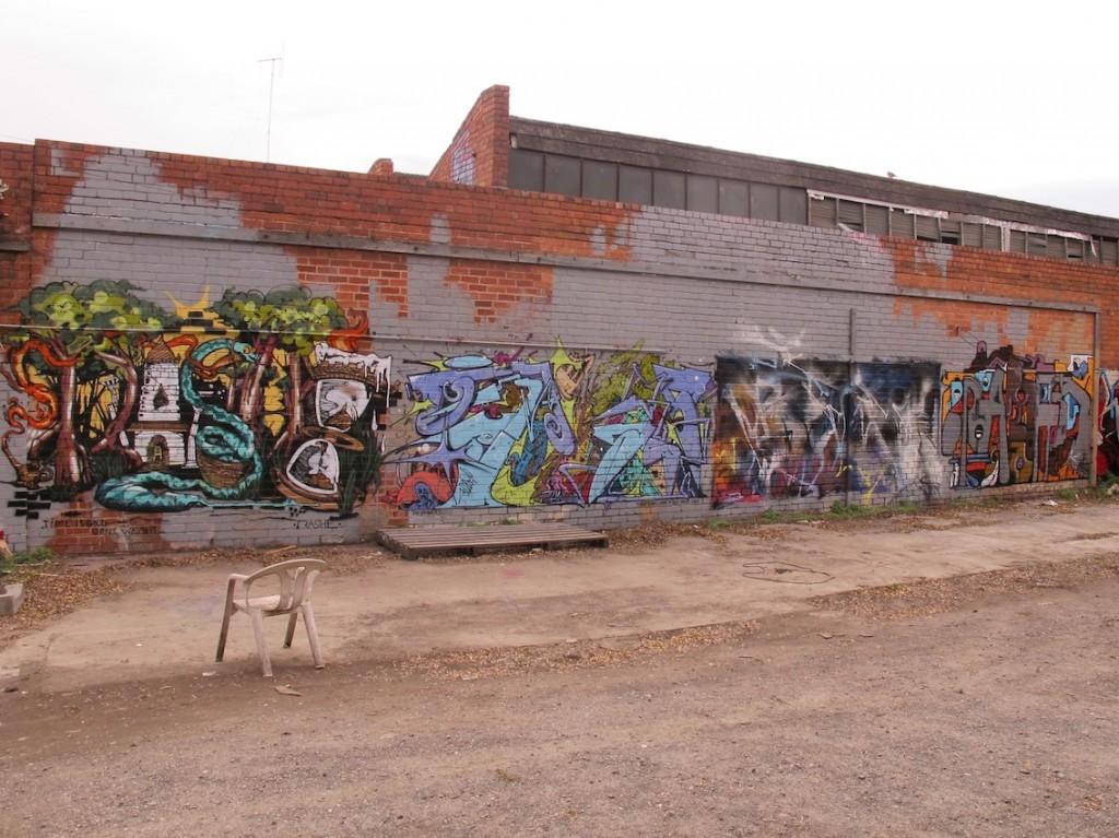 deansunshine_landofsunshine_melbourne_streetart_graffiti four mates and a wall 1