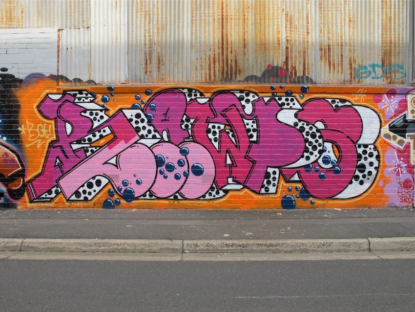 deansunshine_landofsunshine_melbourne_streetart_graffiti_northumberland st 2014 3
