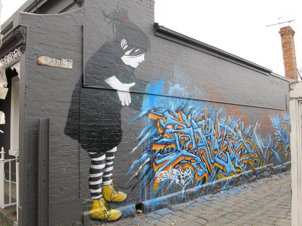 deansunshine_landofsunshine_melbourne_streetart_graffiti_Be Free Bailer and friends 1