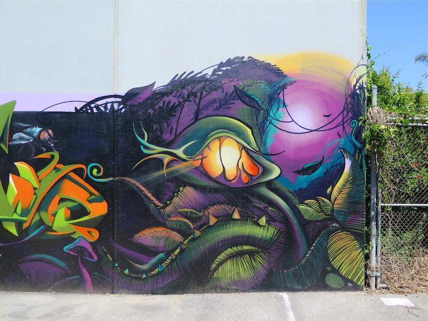 deansunshine_landofsunshine_melbourne_streetart_graffiti_brunswick paint up 11