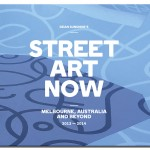 STREET ART NOW front cover