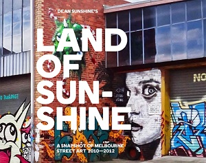 Land Of Sunshine-Cover-Front