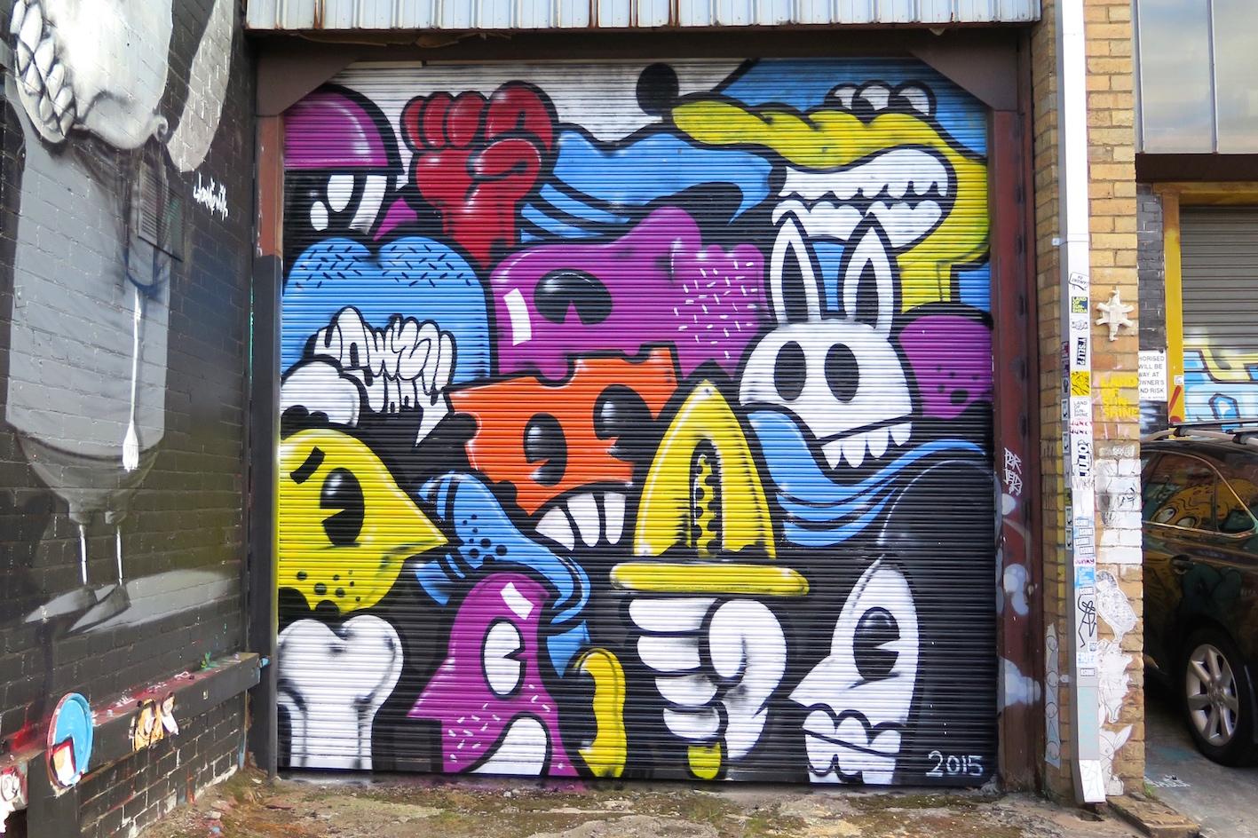 deansunshine_landofsunshine_melbourne_streetart_graffiti_invurt top ten 47 4 Unwell Bunny