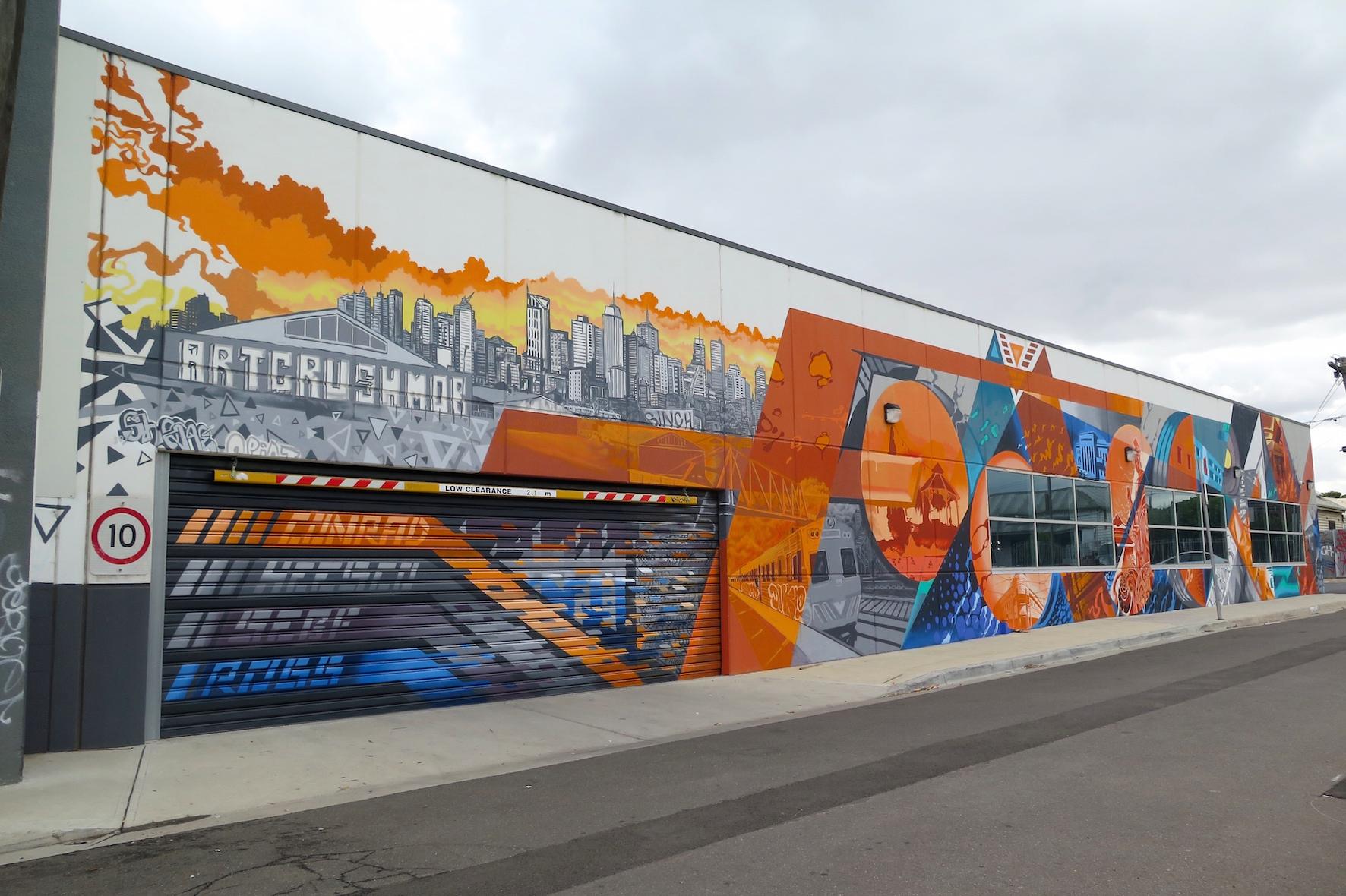 deansunshine_landofsunshine_melbourne_streetart_graffiti_footscray wall 1