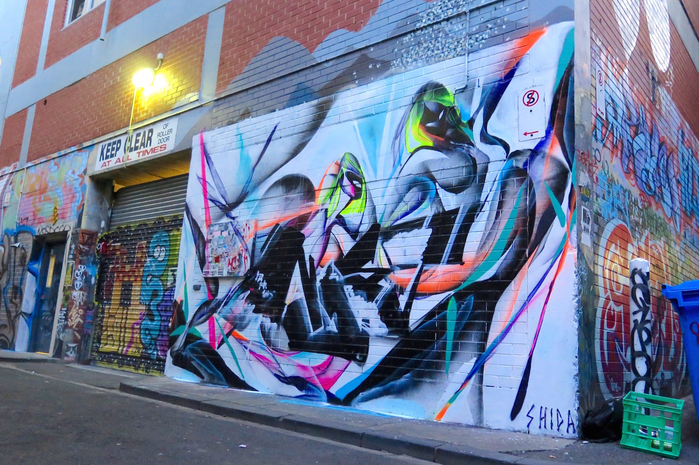 deansunshine_landofsunshine_melbourne_streetart_graffiti_invurt top ten 50 3 Shida