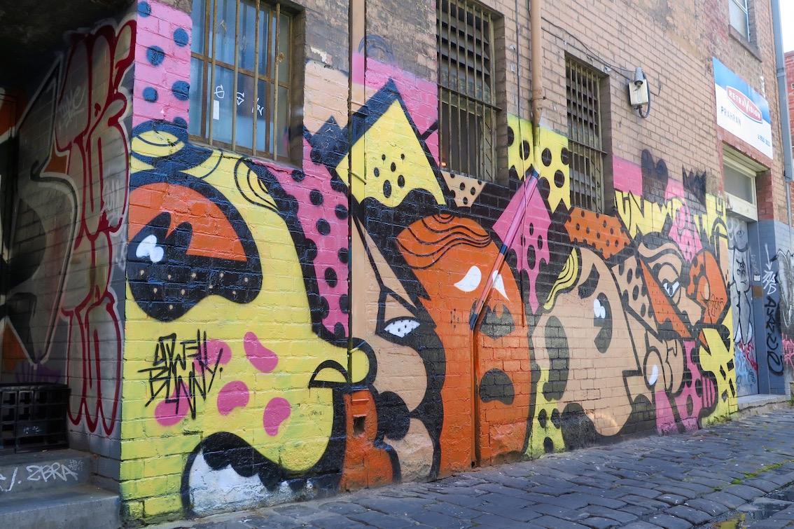deansunshine_landofsunshine_melbourne_streetart_graffiti_invurt top ten 54 1 Unwell Bunny Prahran