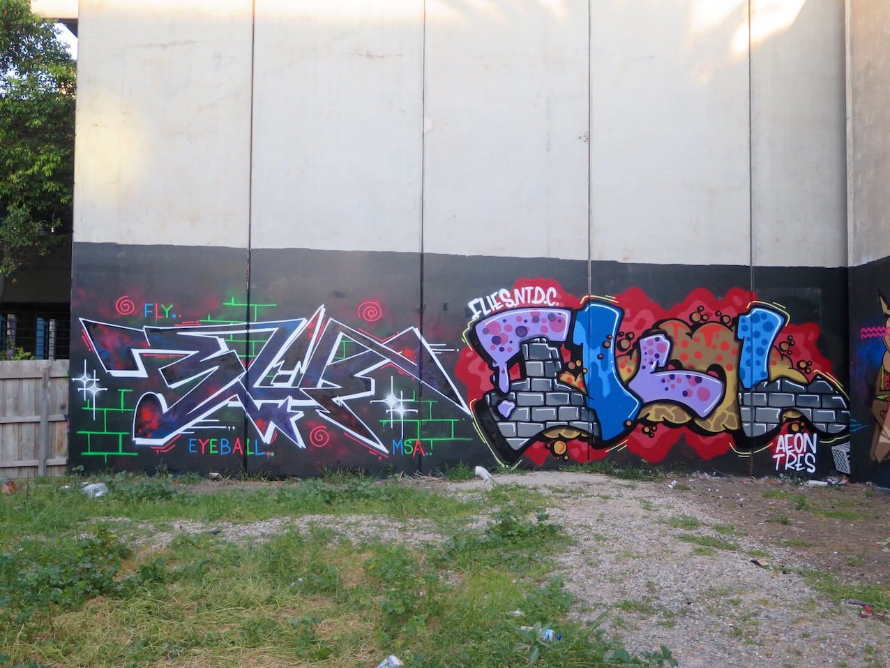 deansunshine_landofsunshine_melbourne_streetart_graffiti_Sage Sofles Phibs 6