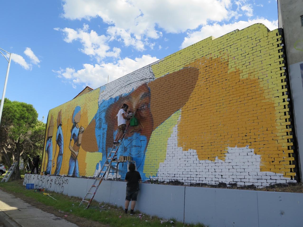 deansunshine_landofsunshine_melbourne_streetart_graffiti_ADNATE KAFFEINE for Amnesty 6