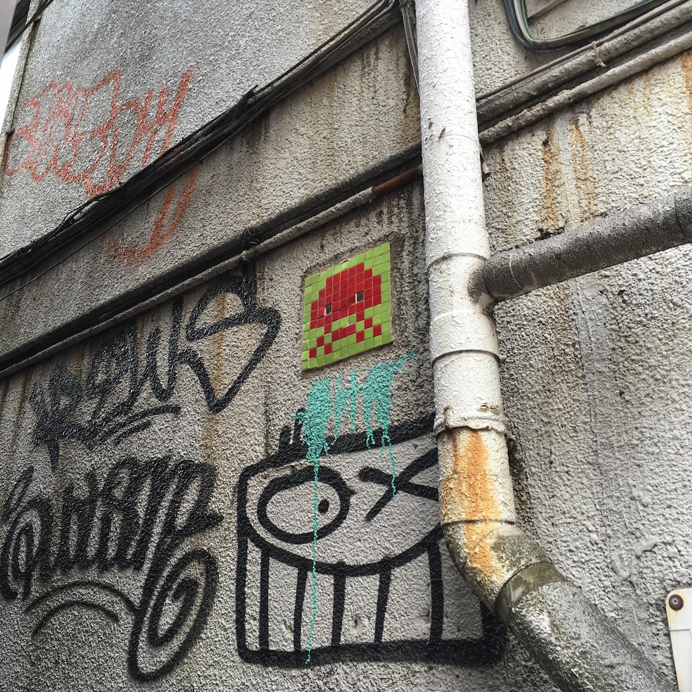 deansunshine_landofsunshine_melbourne_streetart_graffiti_tokyo invader 11