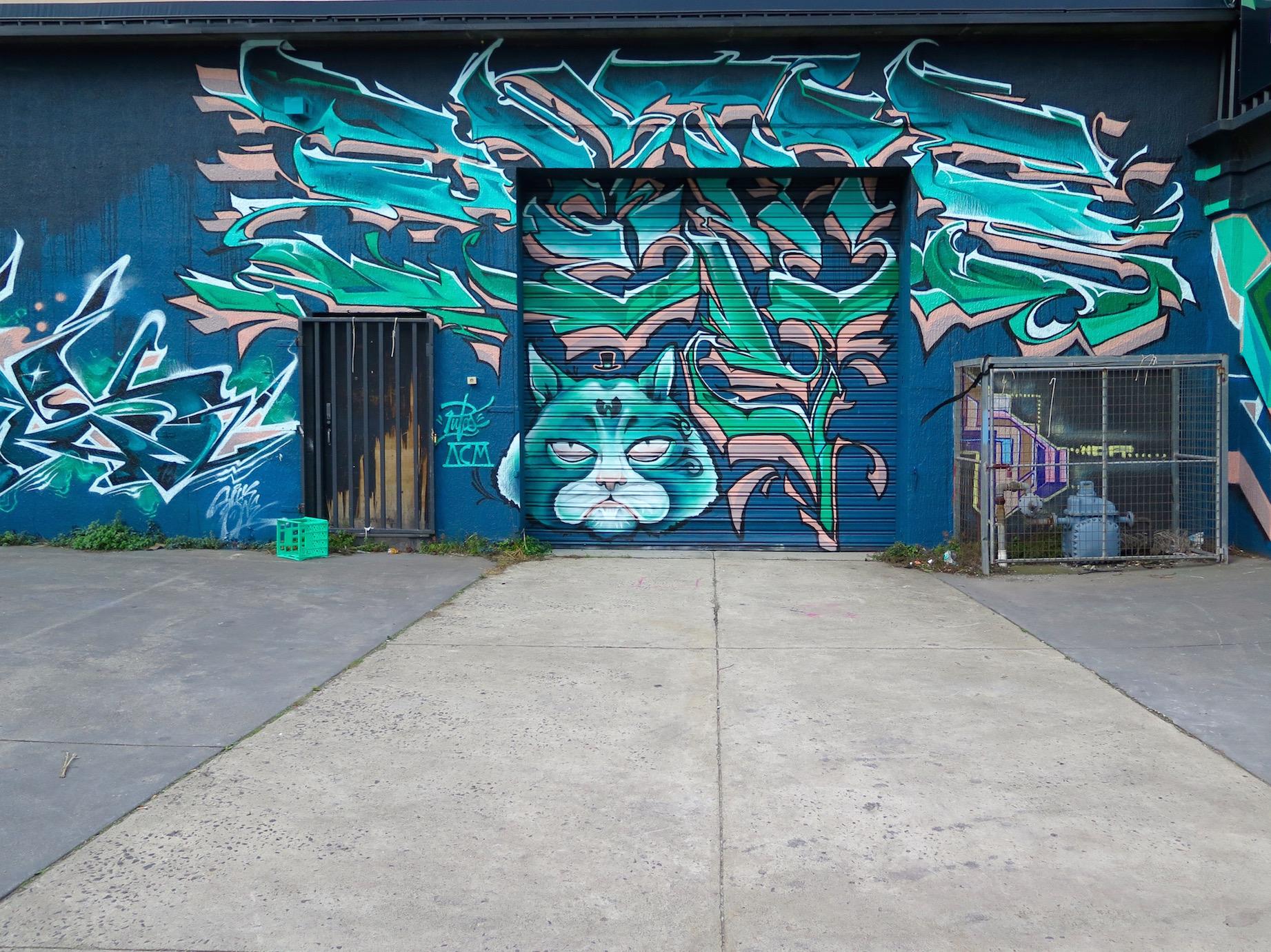 deansunshine_landofsunshine_melbourne_streetart_graffiti_lygon place graff takeover 2