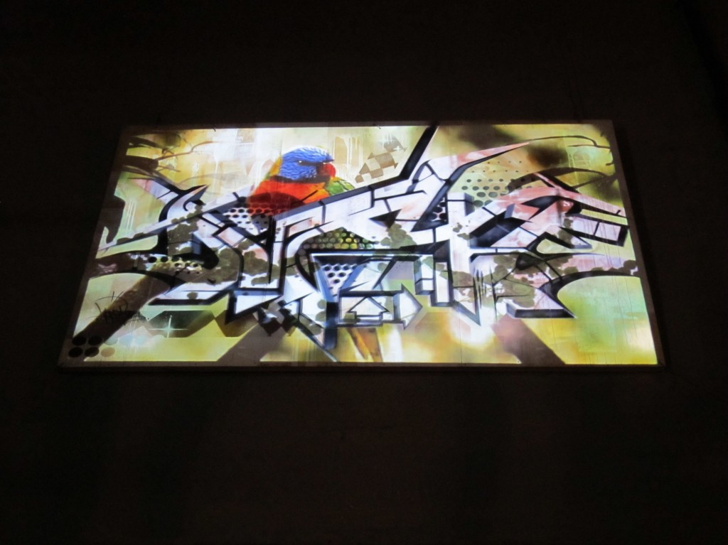deansunshine_landofsunshine_melbourne_streetart_graffiti_ALLYOUWALLS  DVATE 3D mapping 3