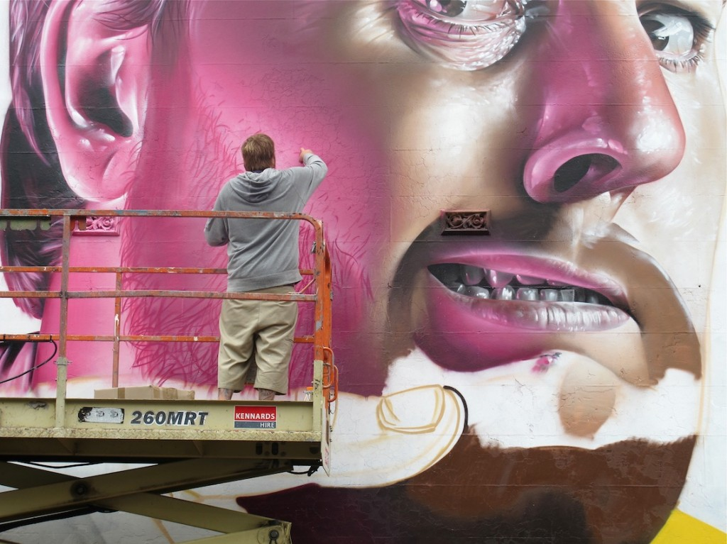 deansunshine_landofsunshine_melbourne_streetart_graffiti_Smug fitzroy 1