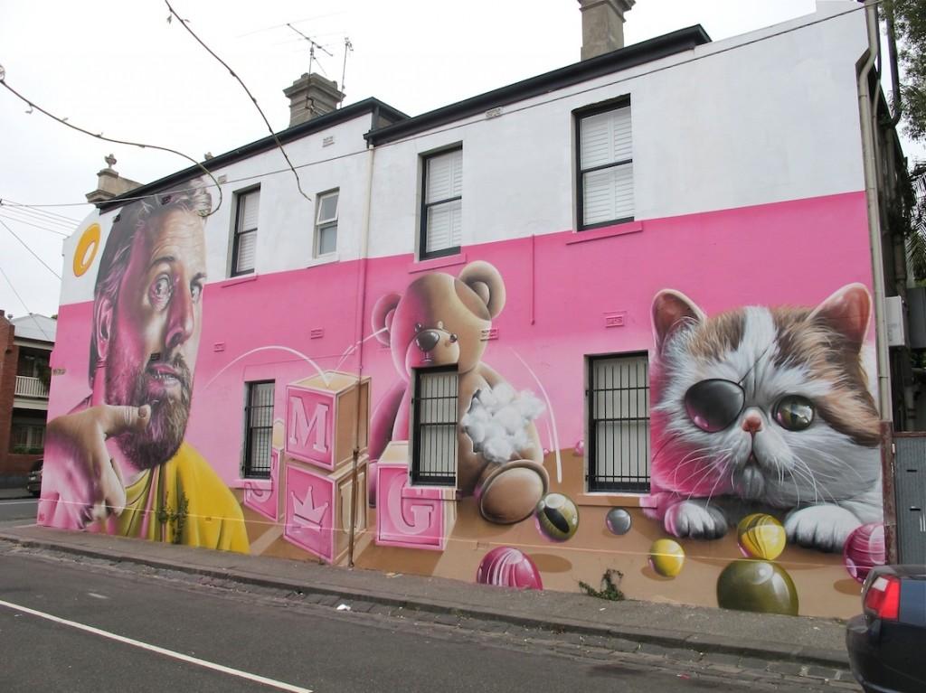deansunshine_landofsunshine_melbourne_streetart_graffiti_Smug fitzroy 10