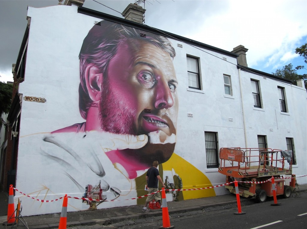 deansunshine_landofsunshine_melbourne_streetart_graffiti_Smug fitzroy 2