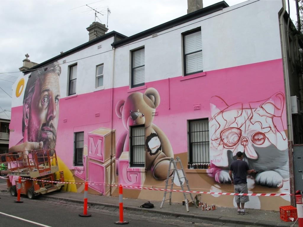 deansunshine_landofsunshine_melbourne_streetart_graffiti_Smug fitzroy 6