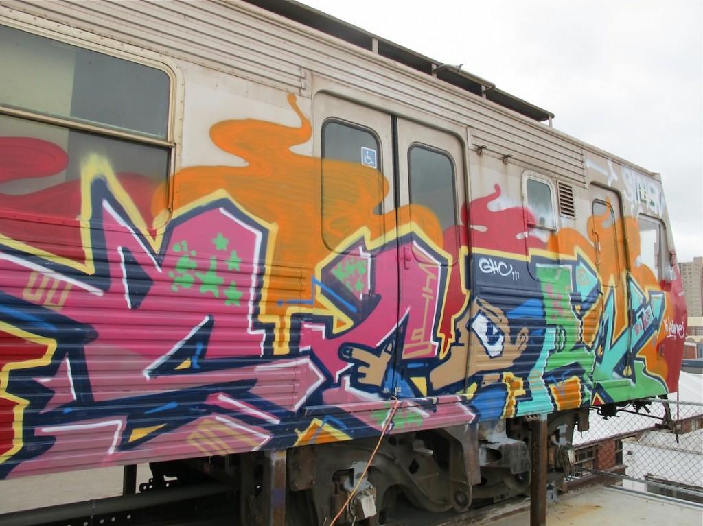 deansunshine_landofsunshine_melbourne_streetart_graffiti_ITN train bombed 3