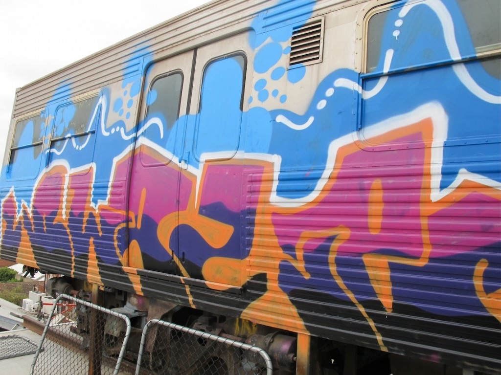 deansunshine_landofsunshine_melbourne_streetart_graffiti_ITN train bombed 5