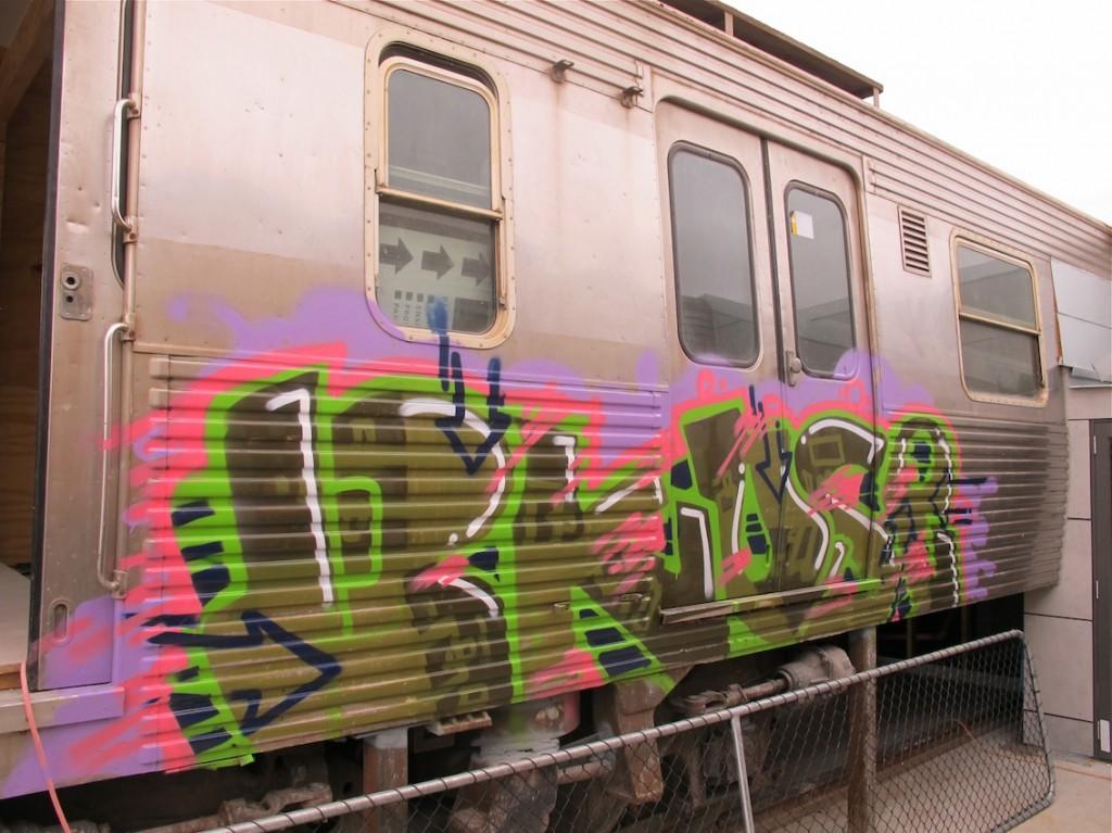deansunshine_landofsunshine_melbourne_streetart_graffiti_ITN train bombed 6