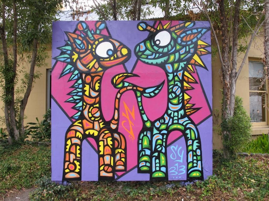 deansunshine_landofsunshine_melbourne_streetart_graffiti_ART TOWN WSW 2