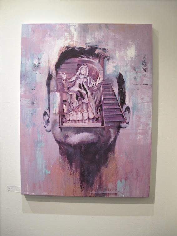 deansunshine_landofsunshine_melbourne_streetart_graffiti_sam octigan solo show 7
