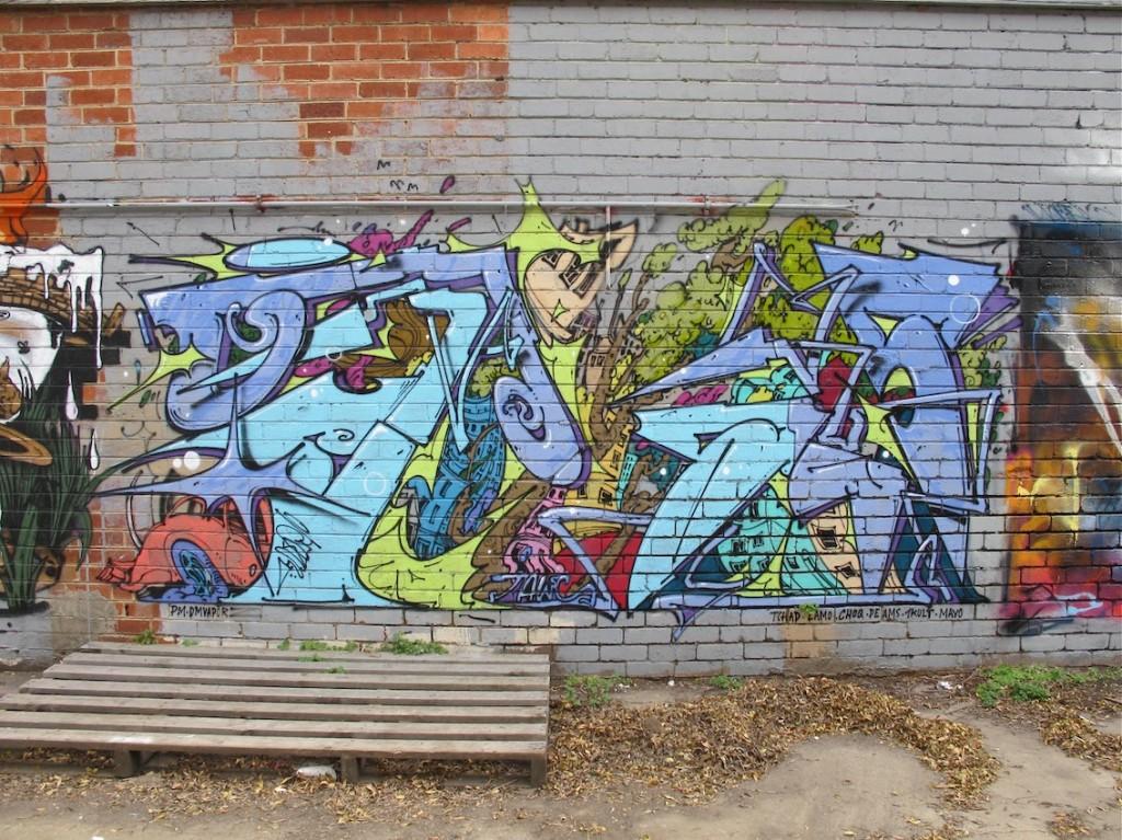 deansunshine_landofsunshine_melbourne_streetart_graffiti four mates and a wall 4