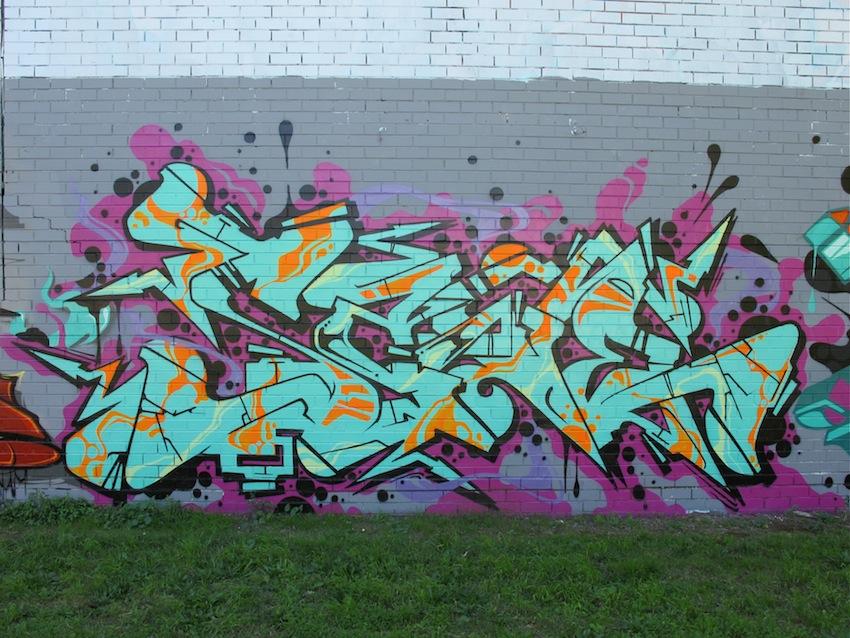 deansunshine_landofsunshine_melbourne_streetart_graffiti_F-ONE crew park st APRIL 2014 2