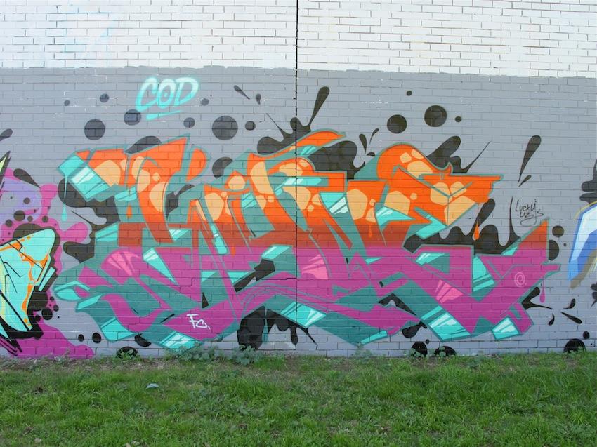 deansunshine_landofsunshine_melbourne_streetart_graffiti_F-ONE crew park st APRIL 2014 3