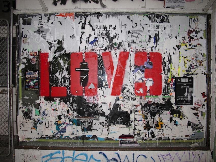 deansunshine_landofsunshine_melbourne_streetart_graffiti_LOVE melbourne 1