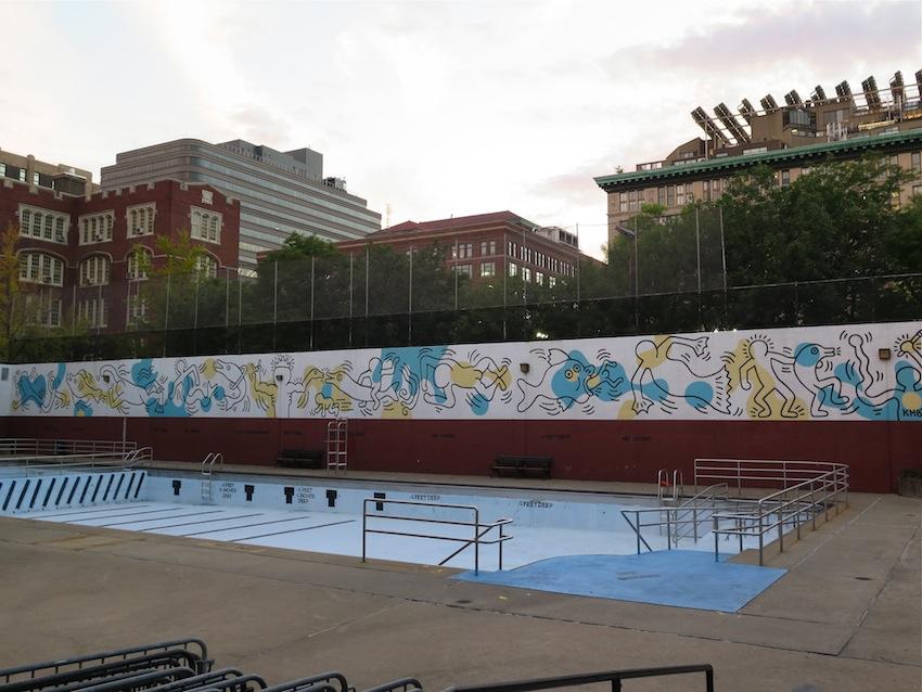 deansunshine_landofsunshine_melbourne_streetart_graffiti_KEITH HARING NYC 3
