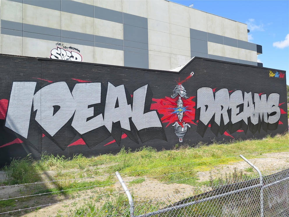 deansunshine_landofsunshine_melbourne_streetart_graffiti_Ideal Dreams Brunswick 1