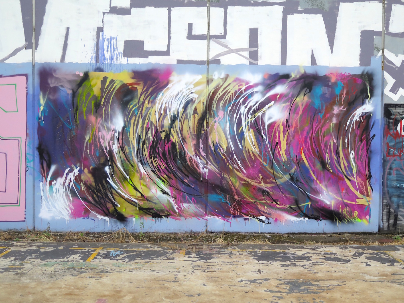 deansunshine_landofsunshine_melbourne_streetart_graffiti_ three mates in pt melb 4