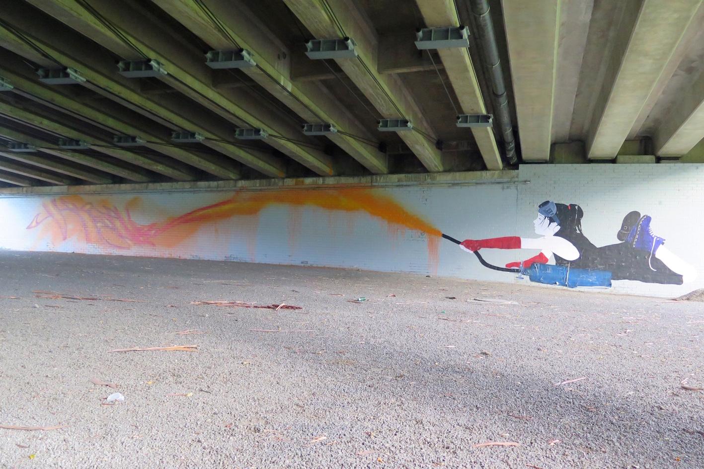 deansunshine_landofsunshine_melbourne_streetart_graffiti_invurt top ten 47 3 Be Free