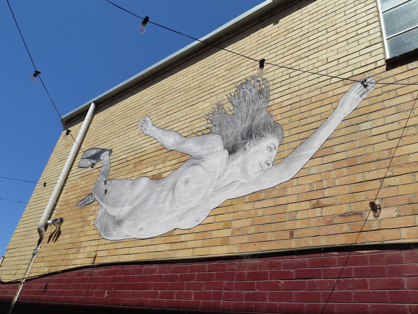 deansunshine_landofsunshine_melbourne_streetart_graffiti_eastland urban art project 3 baby guerilla