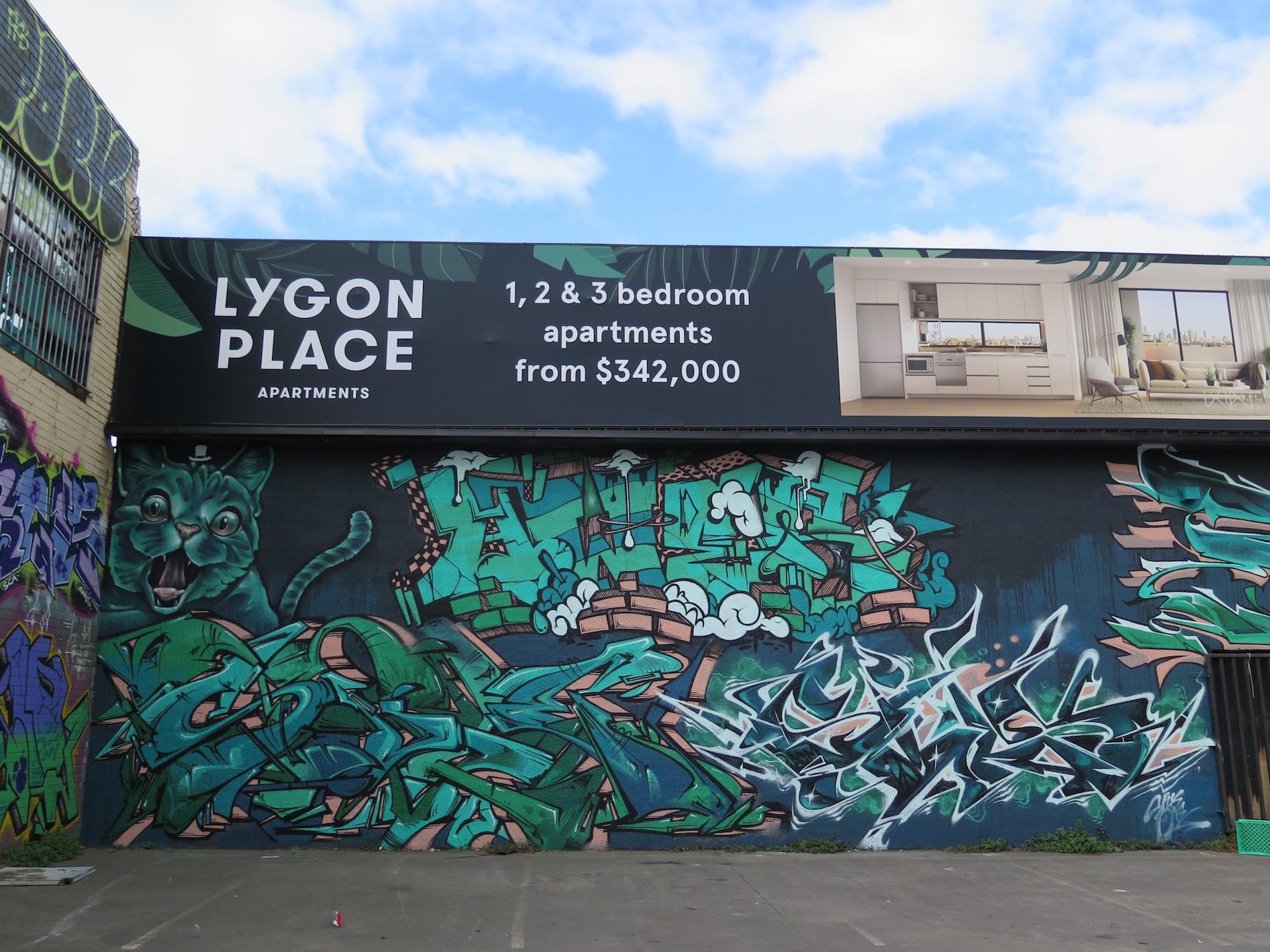 deansunshine_landofsunshine_melbourne_streetart_graffiti_lygon place graff takeover 1
